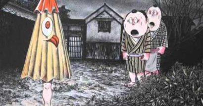 ตำนาน ผีร่ม Karakaza Kozo เรื่องราวสุดสยองชาวญี่ปุ่น